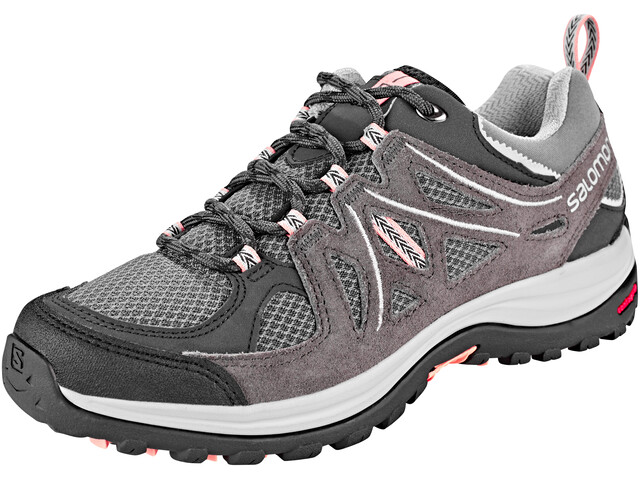 Salomon Ellipse 2 Aero Shoes Women Quiet Shade/Magnet/Peach Amber